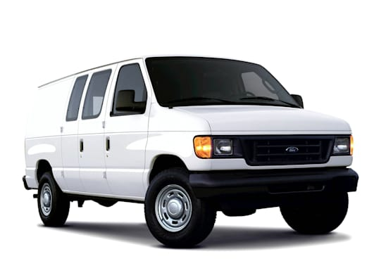 2005 Ford E-350 Super Duty Commercial Cargo Van Specs and Prices