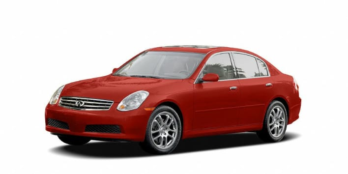 2005 Infiniti G35 Base 4dr Sedan Pricing And Options