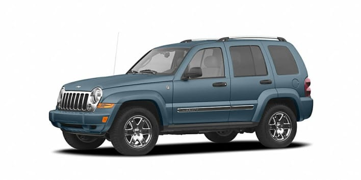 2005 Jeep Liberty Limited Edition 4dr 4x4 Pricing And