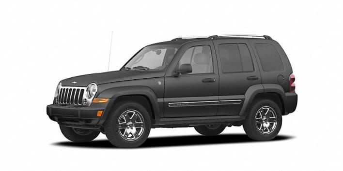 2005 jeep liberty renegade 4dr 4x4 specs and prices. Black Bedroom Furniture Sets. Home Design Ideas