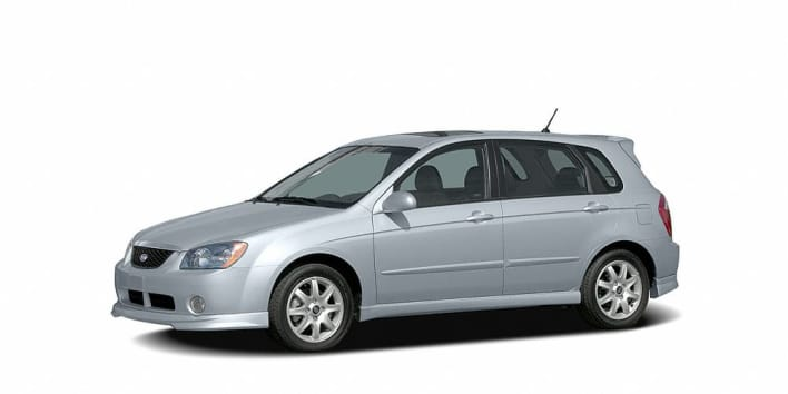 2005 Kia Spectra5 Base 4dr Hatchback Pictures
