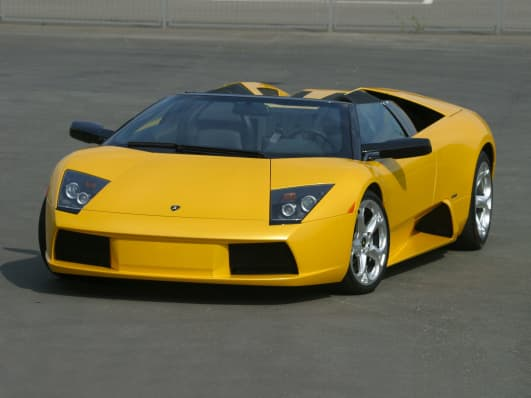 2005 Lamborghini Murcielago Base 2dr Roadster Pricing And Options