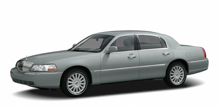 2005 Lincoln Town Car Signature L 4dr Sedan Specs And Prices