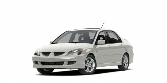 2005 mitsubishi lancer es 4dr sedan pricing and options. Black Bedroom Furniture Sets. Home Design Ideas