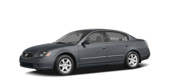 2005 nissan altima 2 5 s 4dr sedan specs and prices. Black Bedroom Furniture Sets. Home Design Ideas