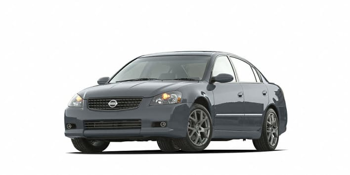 2005 Nissan Altima 35 Se R 4dr Sedan Pricing And Options