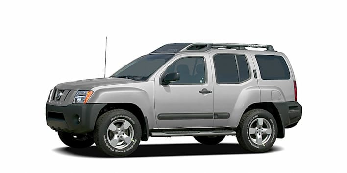 2005 nissan xterra s 4x2 pricing and options. Black Bedroom Furniture Sets. Home Design Ideas