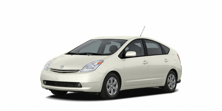 2005 toyota prius base 5dr sedan pricing and options. Black Bedroom Furniture Sets. Home Design Ideas