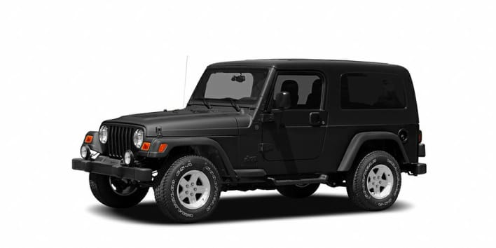 2006 Jeep Wrangler Unlimited 2dr 4x4 Lwb Pricing And Options