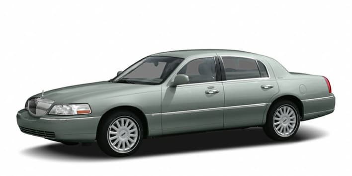 2006 Lincoln Town Car Designer Series 4dr Sedan Pricing And Options