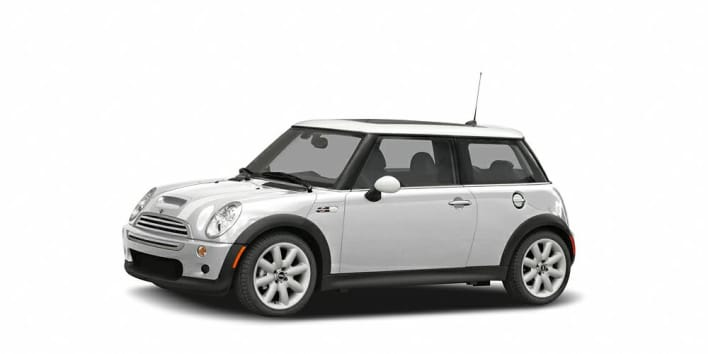 Mini Cooper Colors >> 2006 Mini Cooper S Base 2dr Hatchback Pricing And Options