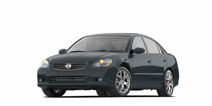2006 nissan altima 3 5 se r 4dr sedan pricing and options. Black Bedroom Furniture Sets. Home Design Ideas