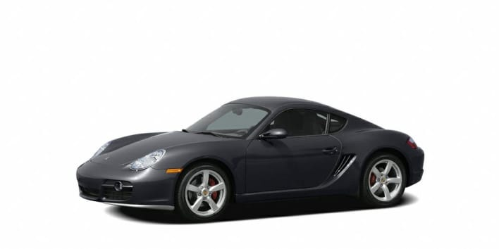 2006 Porsche Cayman S Base 2dr Coupe Pricing And Options