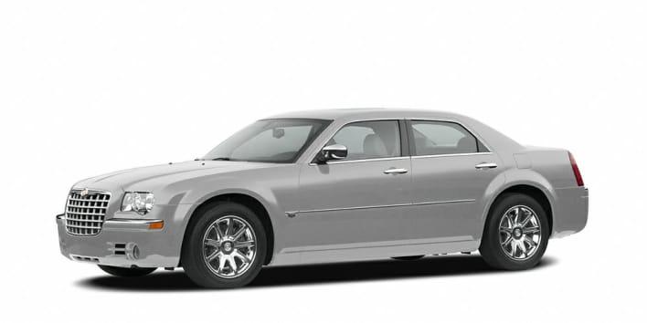 2007 Chrysler 300c Srt8 4dr Rear Wheel Drive Sedan Pricing And Options