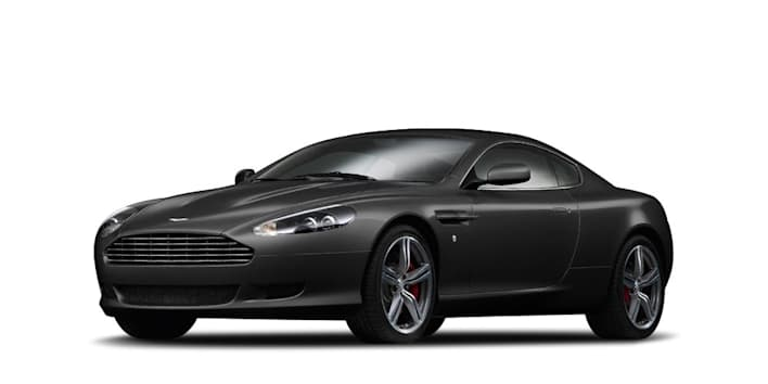 2008 Aston Martin Db9 Base Coupe Pricing And Options