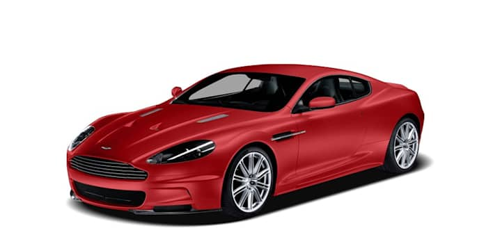 2008 Aston Martin Dbs Base 2dr Coupe Pricing And Options