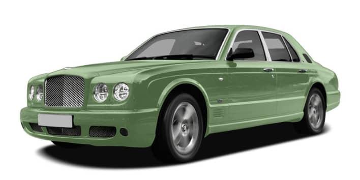 2008 Bentley Arnage Rl 4dr Sedan Information