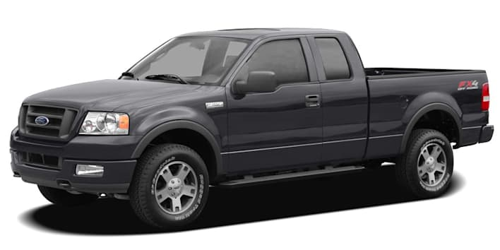 2008 ford f 150 stx 4x4 super cab styleside 5 5 ft box 133 in wb pricing and options. Black Bedroom Furniture Sets. Home Design Ideas