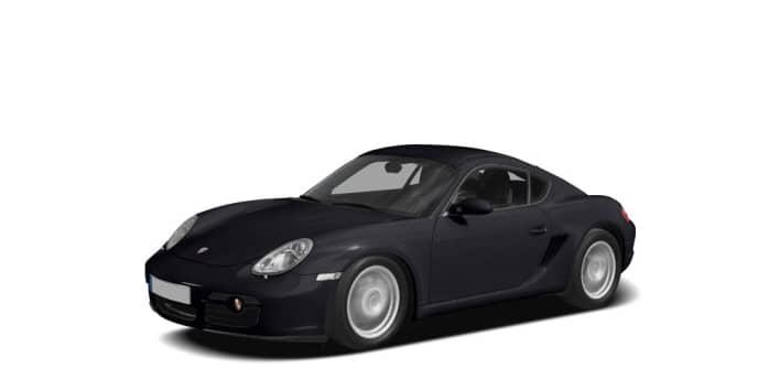 2008 Porsche Cayman Base 2dr Rear Wheel Drive Coupe