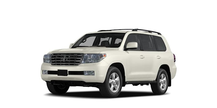 2008 Toyota Land Cruiser V8 4dr All Wheel Drive Specs And Prices