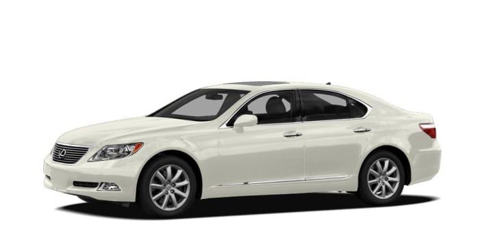 2009 lexus ls 460 base 4dr rear wheel drive sedan pricing and options. Black Bedroom Furniture Sets. Home Design Ideas