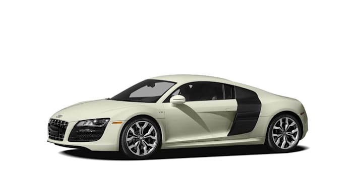 2010 audi r8 5 2 2dr all wheel drive quattro coupe pricing. Black Bedroom Furniture Sets. Home Design Ideas