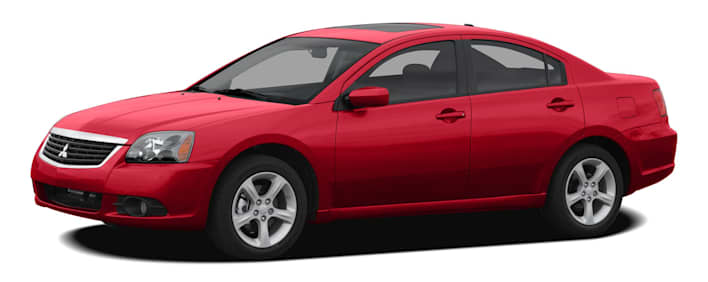 2010 Mitsubishi Galant Es 4dr Sedan Pricing And Options