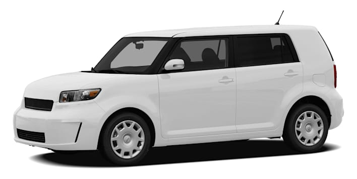 2010 Scion xB Base 4dr Wagon Specs and Prices