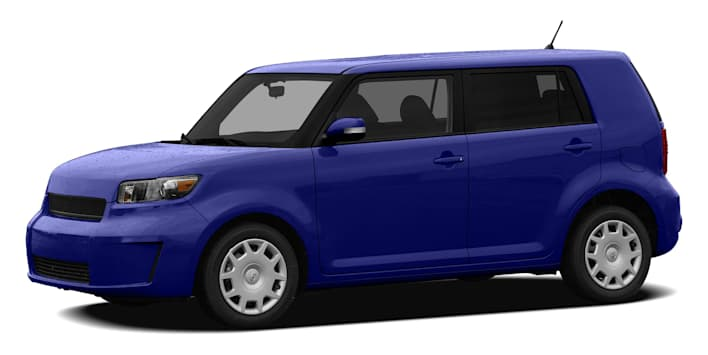 2010 Scion xB Release Series 70 4dr Wagon Specs and Prices