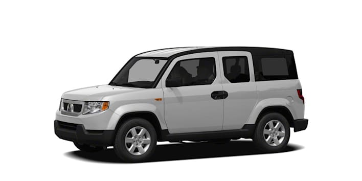 2011 Honda Element Ex 4dr Front Wheel Drive Pricing And