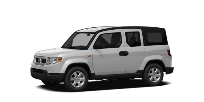 2011 honda element ex 4dr front wheel drive pricing and options. Black Bedroom Furniture Sets. Home Design Ideas