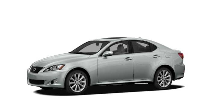 All-Weather Car Cover for 2011 Lexus IS250 Sedan 4-Door