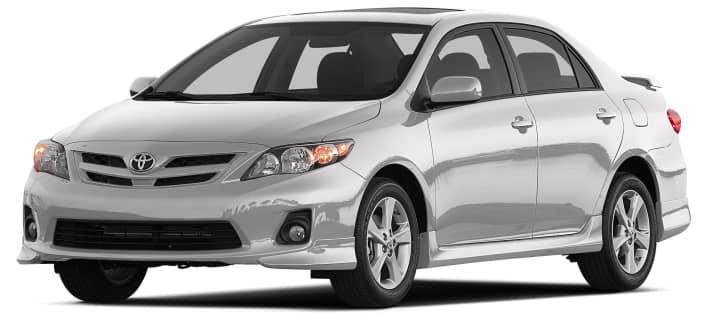 2011 Toyota Corolla S 4dr Sedan Specs and Prices