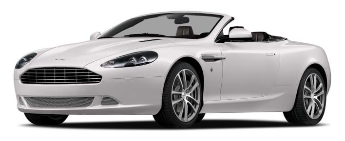2012 Aston Martin Db9 Volante Luxury Edition Convertible Pricing And