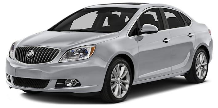 2014 Buick Verano Base 4dr Sedan Pricing and Options