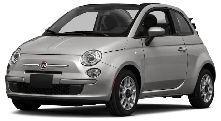 2014 fiat 500c lounge 2dr cabrio pricing and options. Black Bedroom Furniture Sets. Home Design Ideas