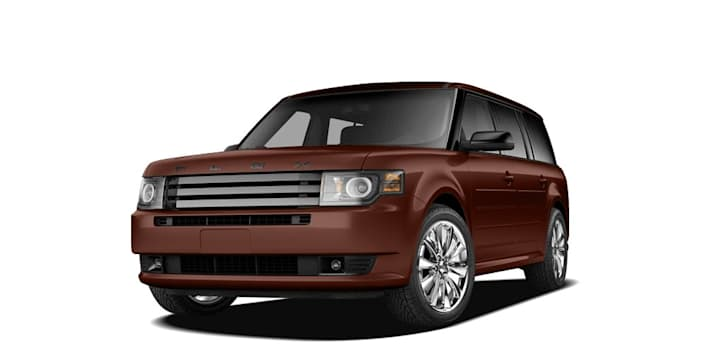 2012 ford flex titanium 4dr front wheel drive pricing and options. Black Bedroom Furniture Sets. Home Design Ideas