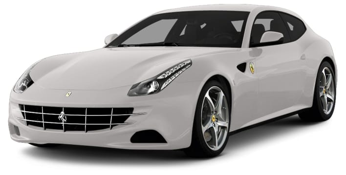 2012 Ferrari Ff Base 2dr Coupe Pricing And Options
