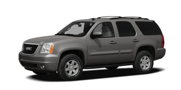 2012 Gmc Yukon Slt 4x4 Pricing And Options Autoblog