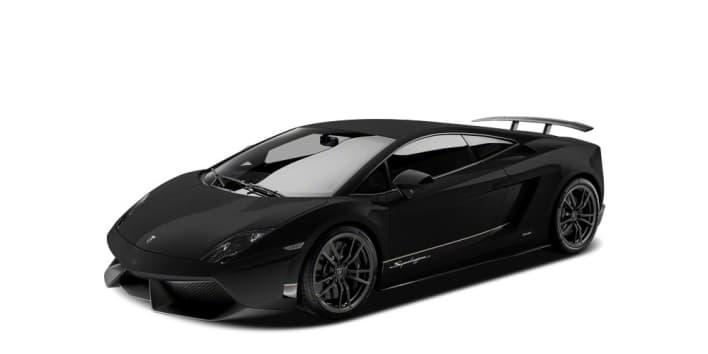 2012 Lamborghini Gallardo Lp570 4 Superleggera 2dr All Wheel Drive