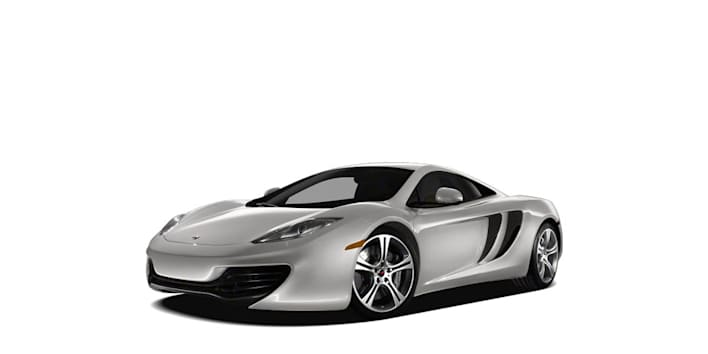 2012 mclaren mp4 12c base coupe pricing and options. Black Bedroom Furniture Sets. Home Design Ideas