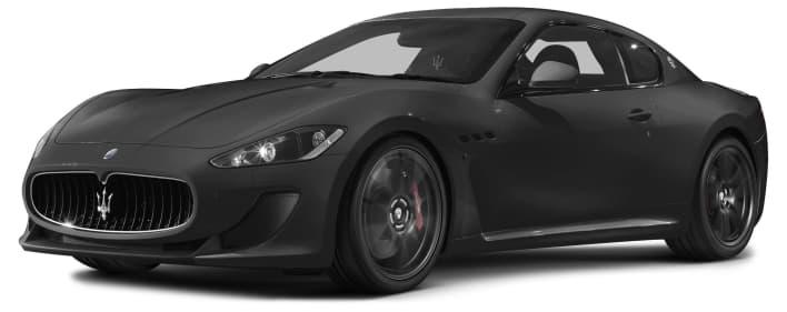 2017 Maserati GranTurismo MC 2dr Coupe Specs and Prices