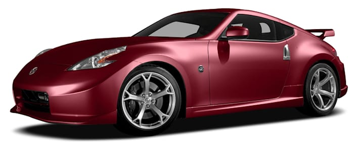 2012 nissan 370z nismo 2dr coupe pricing and options. Black Bedroom Furniture Sets. Home Design Ideas