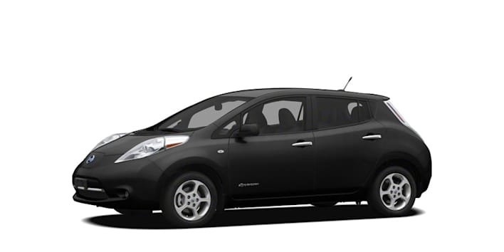 2012 nissan leaf sv 4dr hatchback pricing and options. Black Bedroom Furniture Sets. Home Design Ideas