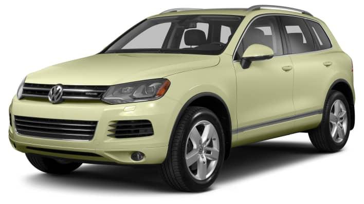 2012 Volkswagen Touareg Hybrid Base 4dr All Wheel Drive