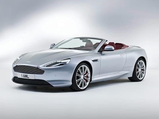 Aston Martin DB GT Volante Convertible Pricing And Options - How much are aston martin