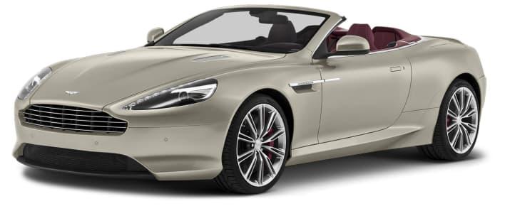 Aston Martin DB Volante Convertible Pricing And Options - Aston martin db9 volante price