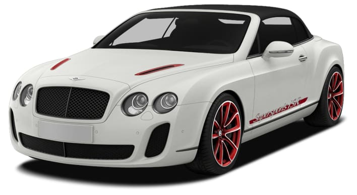 Bentley continental supersports price