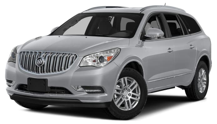 2017 Buick Enclave Convenience Front Wheel Drive Pricing And Options