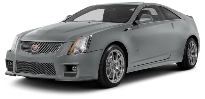2013 Cadillac Cts V Base 2dr Coupe Pricing And Options